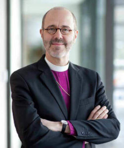 Bishop Jeffrey Lee